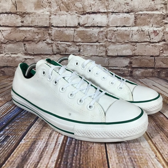 Converse All Star Low Top Sneakers Forest Shoes